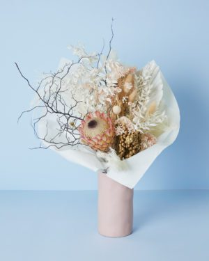 LVLY Luxe Dried Flower Posy