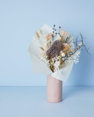 LVLY Signature Dried Flower Posy